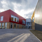 Morgan Sindall Construction in a class of its own after early completion of Cefn Saeson School
