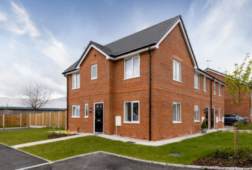 Nearly 100 affordable homes built in St Helens as part regeneration plan