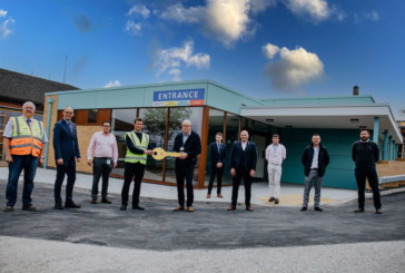 Works complete on new £2.4m urgent treatment centre at Lincolnshire hospital