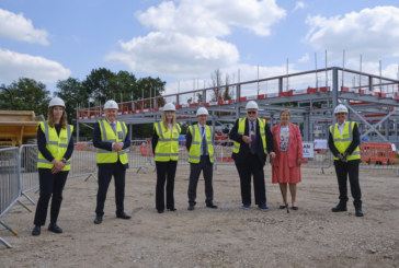 Celebrations as construction starts at long awaited Marleigh Primary Academy