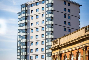 Final high-rise fire safety works carried out on council blocks in Nottingham