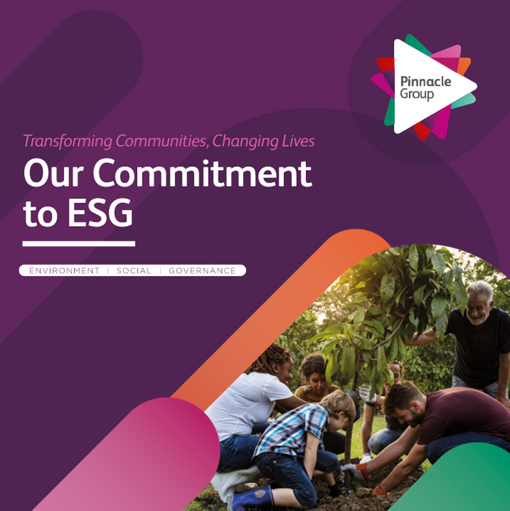 Pinnacle Group invests in ESG and launches strategy