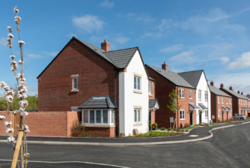 New community of 49 affordable homes ready for Powick residents