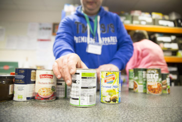 LiveWest supporting food banks across the region