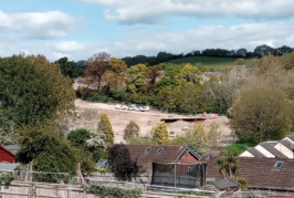 Work starts to build 74 new homes at two former school sites in Exeter