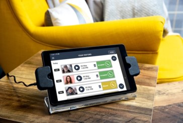 Alertacall launches tech enabling residents to take video door entry calls from their armchairs