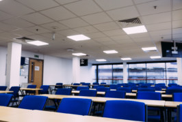 English Schools can save around 937,860 tonnes of CO2 each year with LED lighting