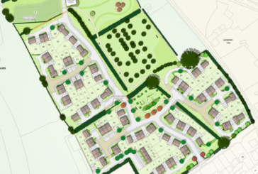 New rural affordable homes on track for Herefordshire village