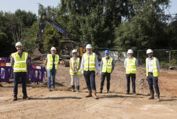 ForHousing begins work to build homes on site of former car dealership in Salford
