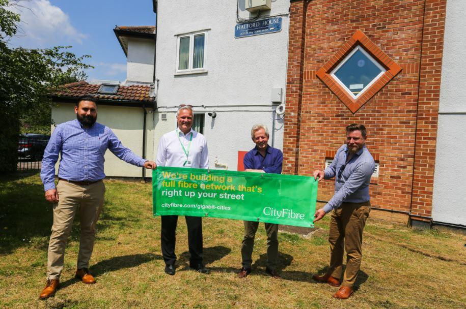CityFibre brings Full Fibre future to Gloucester City Homes tenants