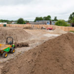 Derby students get speedy school building lesson from Morgan Sindall Construction