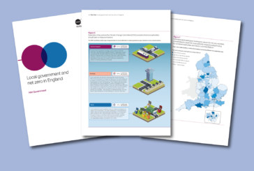 Local government and net zero in England report released
