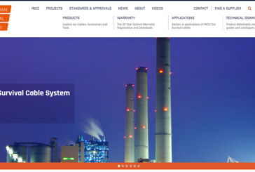 New Wrexham Mineral Cables website provides content on fire safety issues