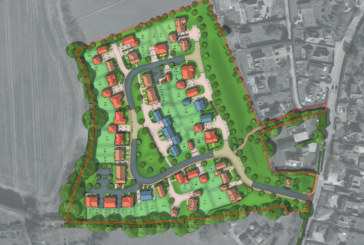 Building work starts on new affordable homes in Sussex village