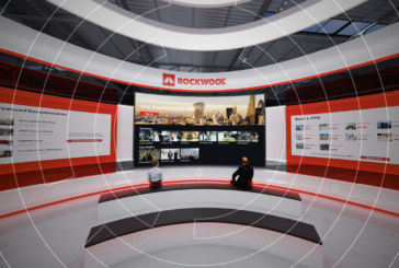ROCKWOOL 360 on-demand virtual product experience launched