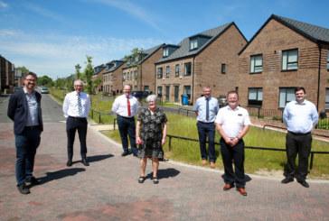 Award winning partnership unveils 300 new homes in Sheffield