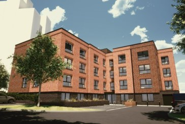 Construction starts on new affordable council homes in Nottingham