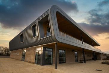 New sports hub design combines elite sport and community needs