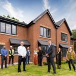 One Vision Housing unveil first of 51 new homes in Euxton, Chorley