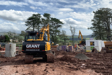Work on major extension at specialist college gets under way