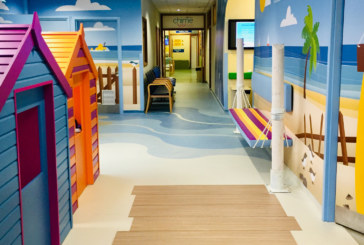 Life's a beach at Royal Devon and Exeter Hospital
