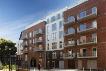 IG Lintels plays a part in fine brick detailing at award-winning Clerkenwell development
