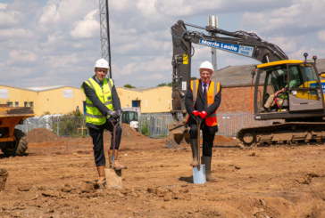 Work starts on 29 new affordable homes in Nuneaton