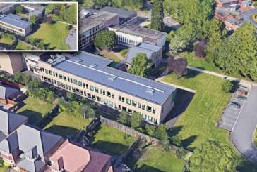 Construction starts on extensive Wolverhampton School works