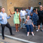 Tenants move into new over-55s Greenwich Builds council homes in Greenwich Peninsula