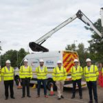 Work begins to replace street lights in Suffolk and save energy in the county