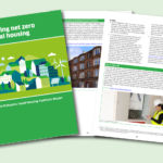 New report details how social landlords can achieve net zero carbon emissions