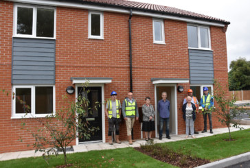 'Bolsover Homes' scheme is gathering pace