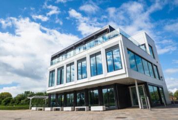 Modular construction methods create high profile council office space
