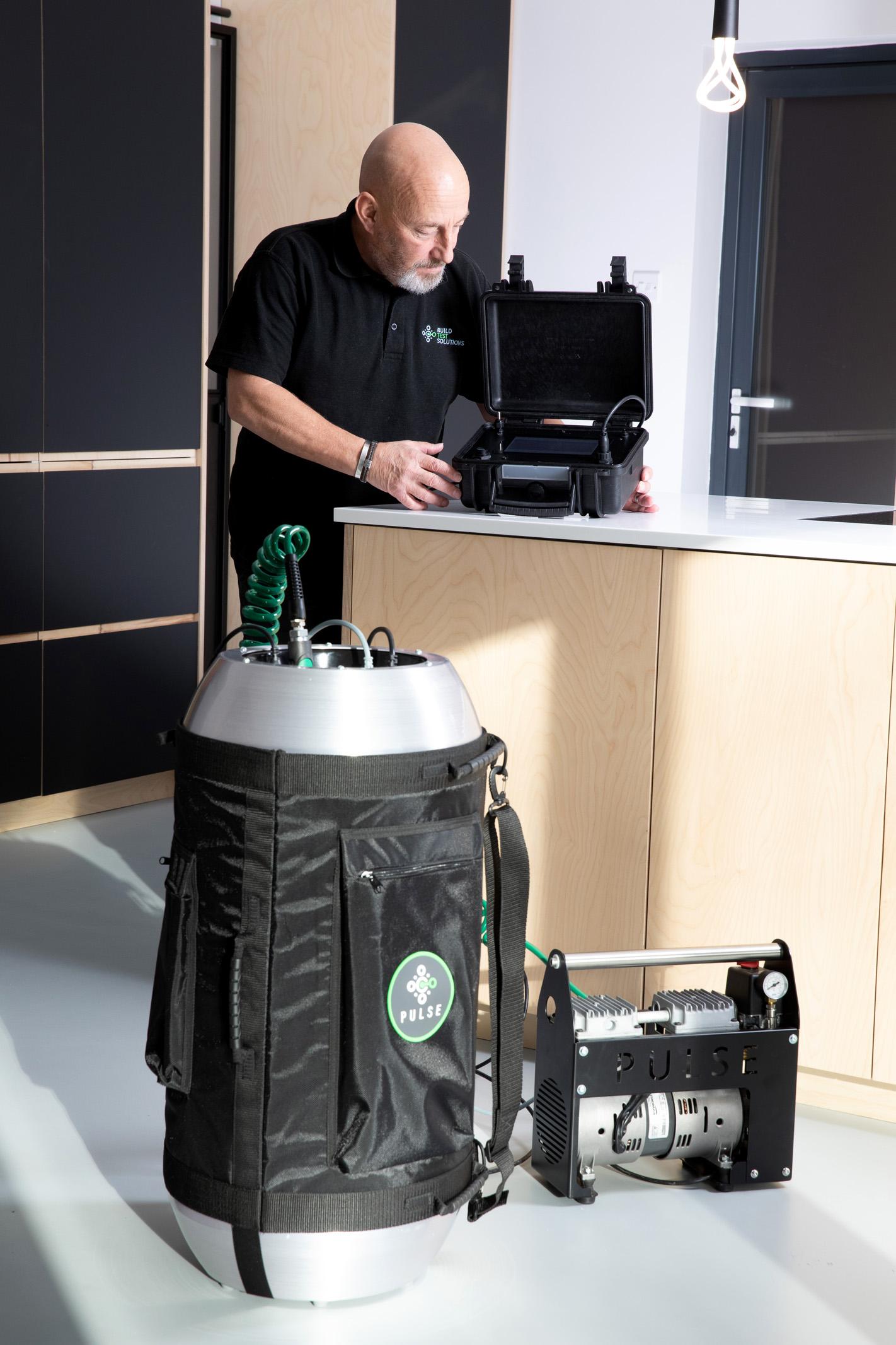 PAS2035 Airtightness and Ventilation