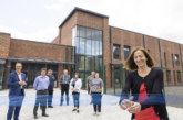 Derby delight as Morgan Sindall Construction completes new school project on schedule