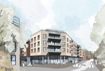 Thomas Sinden to deliver new affordable homes in Caterham on behalf of Clarion Housing Group