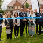 55 new affordable Hightown homes officially opened in Bushey