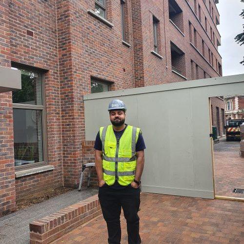 Employment scheme gives Saifullah a Kickstart