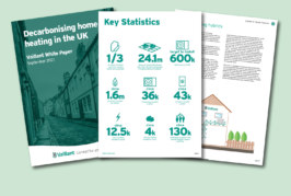 Vaillant launches white paper to combat the misconceptions in the industry