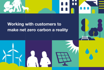 Working with customers to make net zero carbon a reality