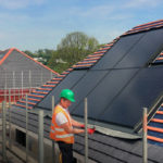 Marley   Heat pumps and solar working together