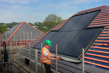 Marley | Heat pumps and solar working together