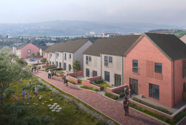 Major multi-million regeneration plan submitted by Caledonia Housing Association for the Bellsmyre Community