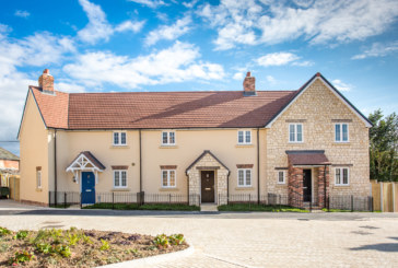 Newly completed rural development in Dorset set to welcome residents