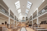 Deanestor fits out award-winning educational campus in Scotland