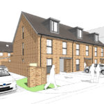Praise for Portsmouth builders working on all-electric council homes in the face of Covid challenges