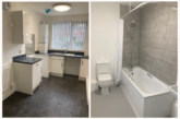 New homes completed for people facing homelessness in Salford, with more in the pipeline