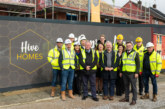 Hive Homes breaks ground at 48-home residential scheme in Middleton