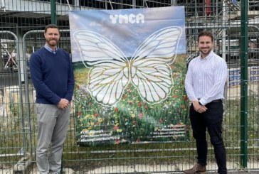 Sensory gardens, wildflower meadows and tree planting — landscape works progress at the YMCA Village in Newark