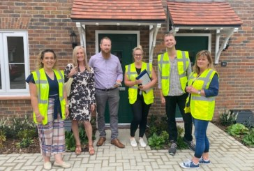 Milestone for Raven and Legal & General Affordable Home partnership